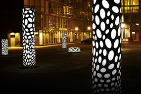 Mitosis Courtyard (2010),