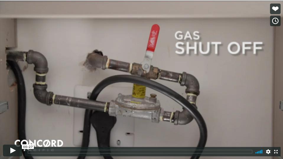 Gas Shut Off